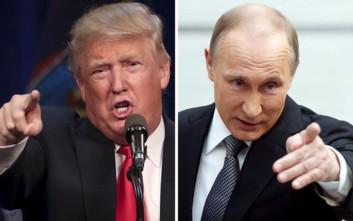 Μυστικές υπηρεσίες των ΗΠΑ: Ο Πούτιν βοήθησε τον Τραμπ να κερδίσει