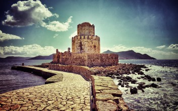 Επίδειξη δύναμης και πλούσια ιστορία σε κάστρα και φρούρια της Ελλάδας