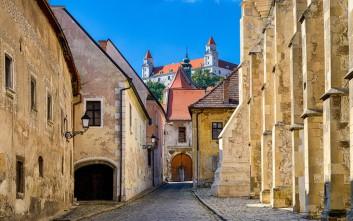 Μπρατισλάβα, το στολίδι στις όχθες του Δούναβη