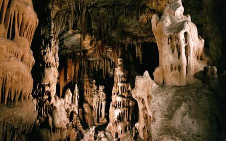 Το σπήλαιο «Κουτούκι» μέσα στην Αττική