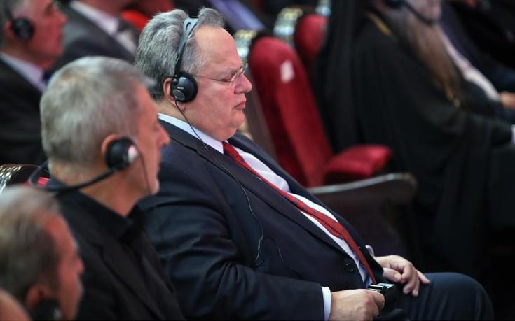 Ο ΟΗΕ διαψεύδει ότι ο Γκουτέρες δεν αντέχει να είναι στο ίδιο δωμάτιο με τον Νίκο Κοτζιά