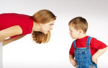 Ποια λάθη να αποφεύγετε όταν το παιδί είναι θυμωμένο