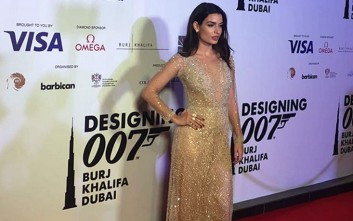 Η Τόνια Σωτηροπούλου μάγεψε το Ντουμπάι