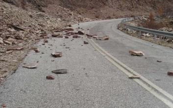 Προβλήματα και καταστροφές στον ορεινό όγκο των Τρικάλων
