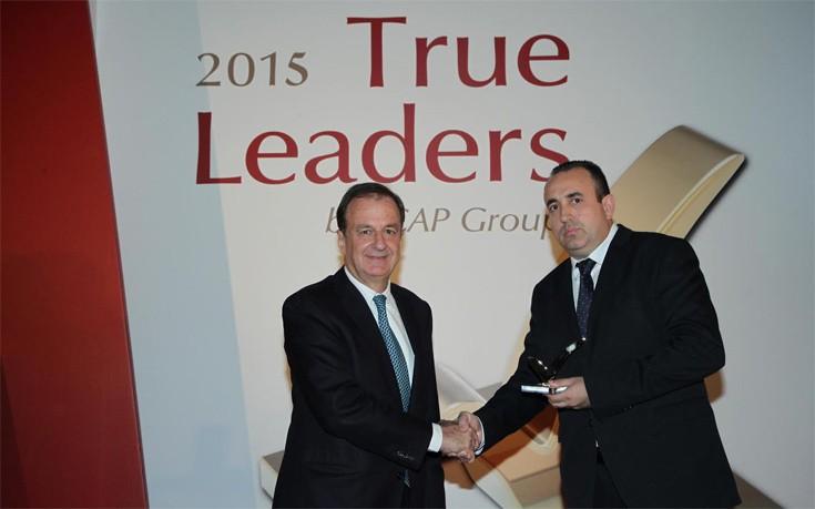Η ISOMAT στους TRUE LEADERS του 2015