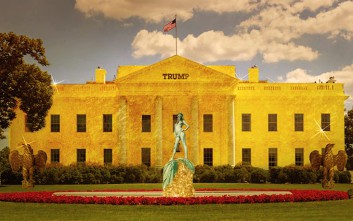 Πώς θα μοιάζει ο Λευκός Οίκος με τον Τραμπ πρόεδρο