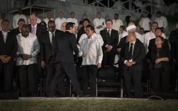Ποιους ηγέτες συνάντησε ο Αλέξης Τσίπρας στην Κούβα
