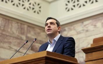 Τσίπρας για στοιχεία ΕΛΣΤΑΤ: Σήμερα σιωπή από την αντιπολίτευση