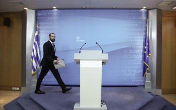 Τζανακόπουλος: Το πλέον απίθανο το σενάριο των πρόωρων εκλογών