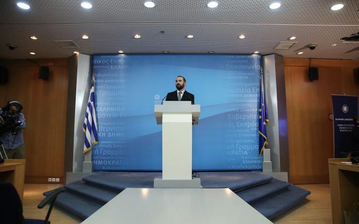 Τζανακόπουλος για ΕΛΣΤΑΤ: Η οικονομία γύρισε ήδη πρόσημο
