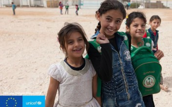 Επίσκεψη στον μεγαλύτερο καταυλισμό σύρων προσφύγων στην Ιορδανία