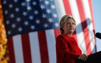 Η Χίλαρι Κλίντον καλούσε τον Τραμπ να επιτεθεί στη Συρία