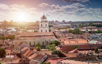 Η μποέμ πρωτεύουσα της Λιθουανίας