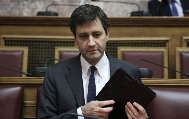 Χουλιαράκης: Η Ελλάδα δημιουργεί ένα «μαξιλάρι» 18 δισ. ευρώ