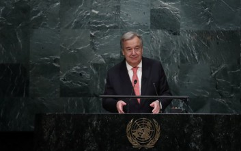 Γκουτέρες: Ευκαιρία Ισραηλινοί και Παλαιστίνιοι να ξαναρχίσουν διαπραγματεύσεις
