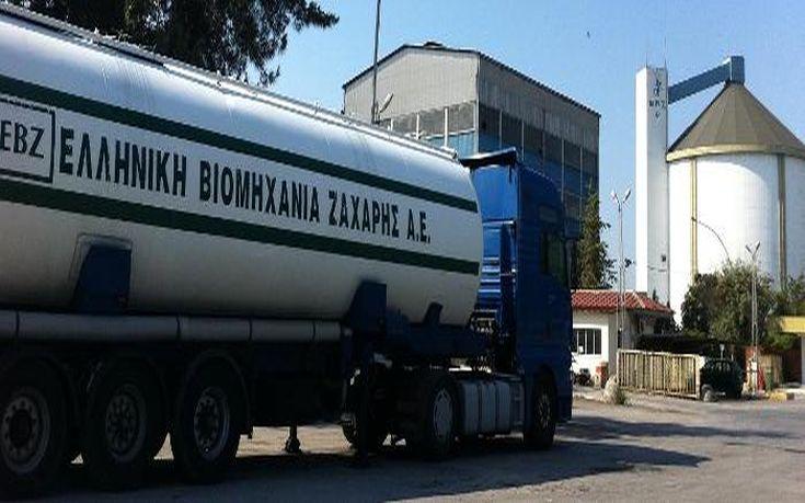 Την Τρίτη αναμένεται η έναρξη της λειτουργίας της Ελληνικής Βιομηχανίας Ζάχαρης
