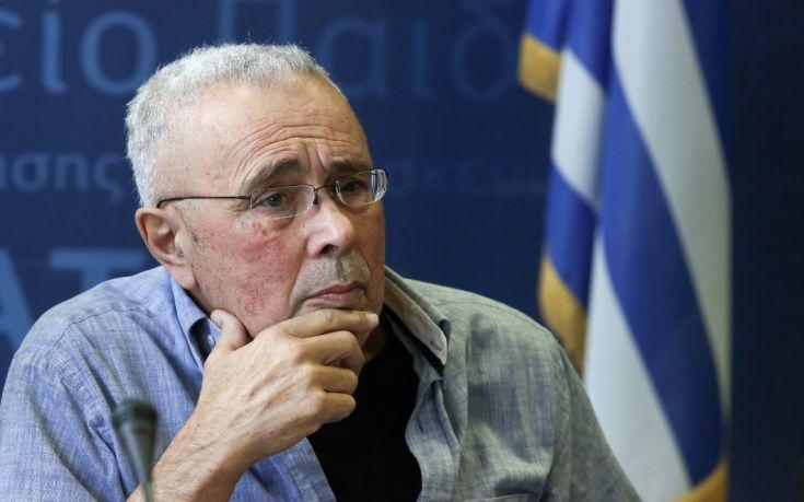 Η ελληνική γλώσσα στο επίκεντρο της συνάντησης Ζουράρι με τον Κύπριο ομόλογο του