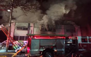 Τραγωδία στις ΗΠΑ: Πέντε παιδιά κάηκαν ζωντανά σε κέντρο φροντίδας