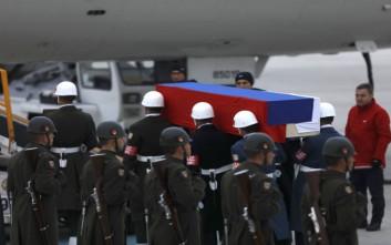 Αύριο η κηδεία του Ρώσου πρέσβη Αντρέι Κάρλοφ