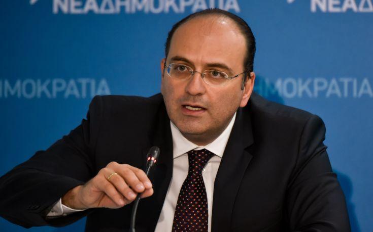 Λαζαρίδης: Ο κ. Κουρουμπλής να θέσει την παραίτηση του στη διάθεση του πρωθυπουργού