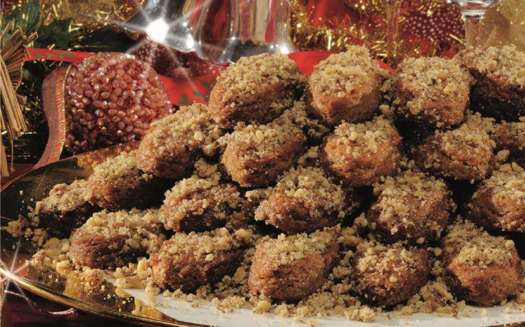 Πόσο μας παχαίνουν τα χριστουγεννιάτικα γλυκά