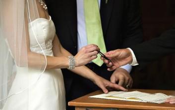 Δωρεάν στο εξής οι πολιτικοί γάμοι στην Πάτρα