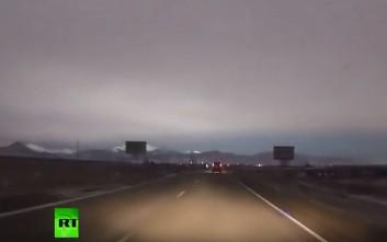 Μετεωρίτης κάνει τη νύχτα μέρα στη Σιβηρία