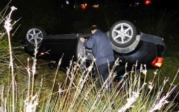 Οδηγός χωρίς δίπλωμα και υπό την επήρεια αλκοόλ προκάλεσε τροχαίο
