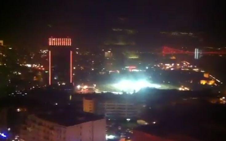 Έκρηξη κοντά στην πλατεία Ταξίμ στην Κωνσταντινούπολη
