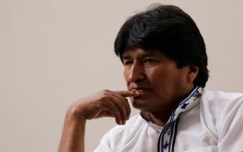 Βολιβία: O Μοράλες ανακοίνωσε τον υποψήφιο διάδοχό του για την προεδρία
