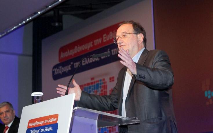 Λαφαζάνης: Αυτή είναι η δικτατορία του ευρώ που ζούμε