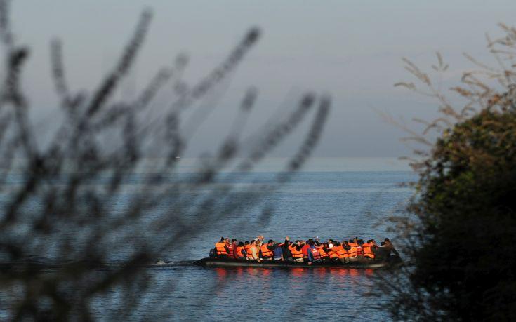 προσφυγες θαλασσα