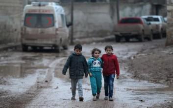 συρία παιδιά