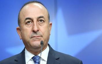 Τσαβούσογλου: τρομοκρατική ενέργεια που στόχευε από κοινού Ρωσία και Τουρκία