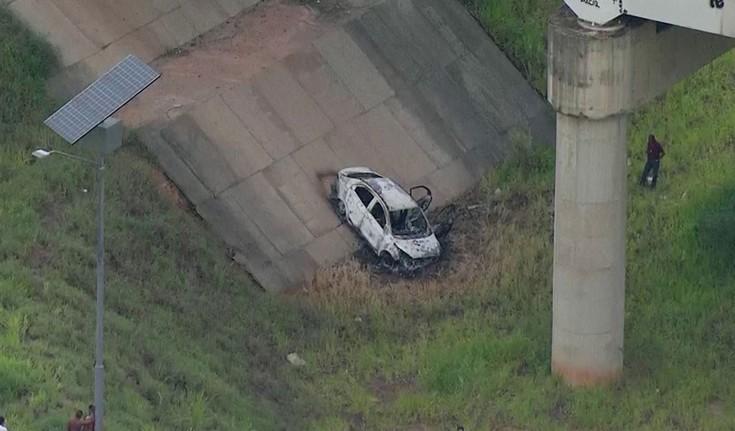 Νεκρός φέρεται μέσα σε καμένο αυτοκίνητο ο Έλληνας πρέσβης που αγνοούνταν στη Βραζιλία