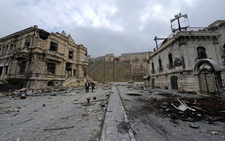 Πανηγυρίζει η Μόσχα για τις νίκες κατά του ISIS στη Συρία