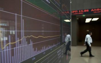 Πτωτικές τάσεις στο άνοιγμα του χρηματιστηρίου