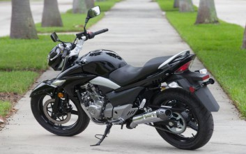 Ανακαλούνται μοτοσικλέτες SUZUKI GW250