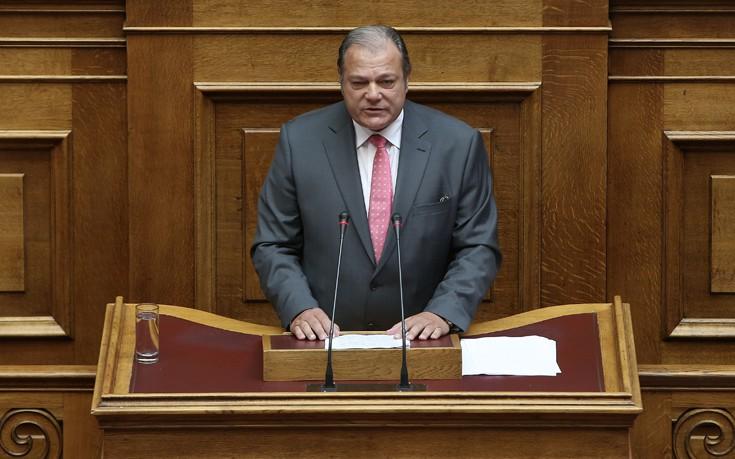 Τι είπε ο Κατσίκης στη Βουλή για τους ομοφυλόφιλους και προκάλεσε αντιδράσεις