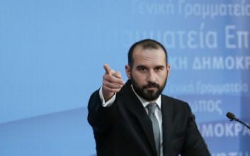 Τζανακόπουλος: Το ΔΝΤ δεν μπορεί να πιέζει για νέα μέτρα