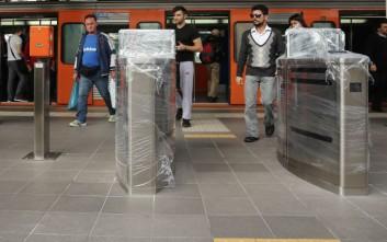 Ανάληψη ευθύνης για την επίθεση με βαριοπούλες στον σταθμό ΗΣΑΠ στο ΚΑΤ