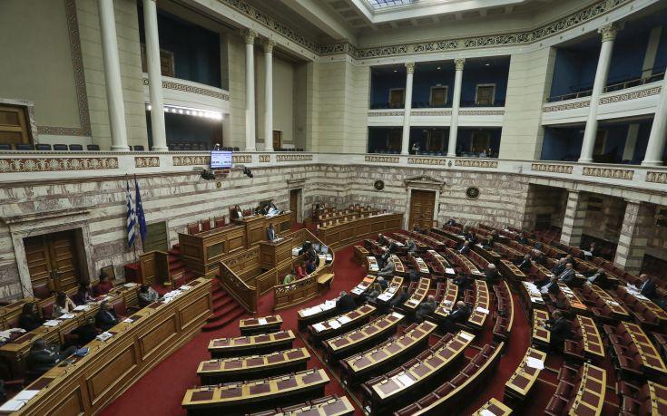 Ψηφίστηκαν τα προαπαιτούμενα μέτρα για το κλείσιμο της αξιολόγησης