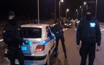 Άγρια καταδίωξη οχήματος που δεν σταμάτησε σε έλεγχο της αστυνομίας