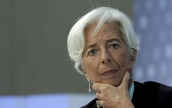 Συναίνεση στο θέμα του ελληνικού χρέους φαίνεται να βρήκε η Λαγκάρντ