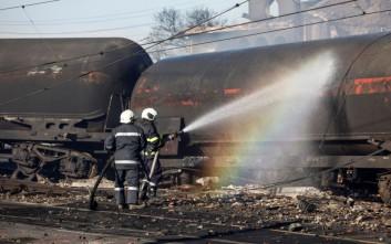 Στους 7 οι νεκροί από την έκρηξη στην εμπορική αμαξοστοιχία στη Βουλγαρία