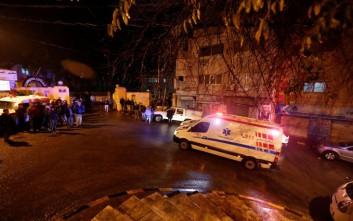 Μυστήριο με αιματηρό «συμβάν» στην ισραηλινή πρεσβεία στο Αμμάν