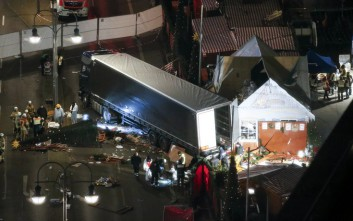 Ο μακελάρης του Βερολίνου οπλίστηκε στην Ελβετία