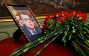 Τσαβούσογλου: Η δολοφονία Καρλόφ είχε στόχο να βλάψει τις σχέσεις Τουρκίας-Ρωσίας
