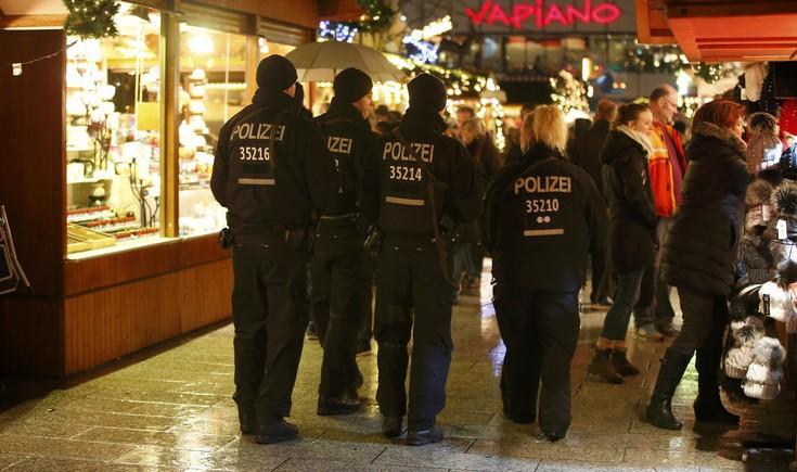 «Κόλαση» η Κολωνία λόγω των ακροδεξιών