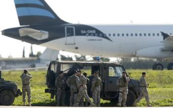 Αεροπειρατεία σε αεροπλάνο με 118 επιβάτες στη Μάλτα